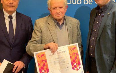 Premi Manel Bonmatí