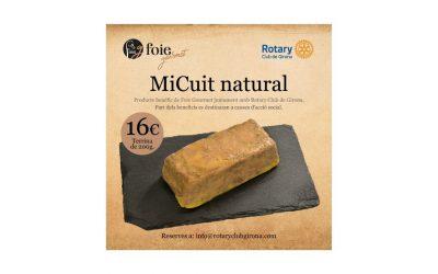 Nou producte benèfic: MiCuit natural de Foie Gourmet