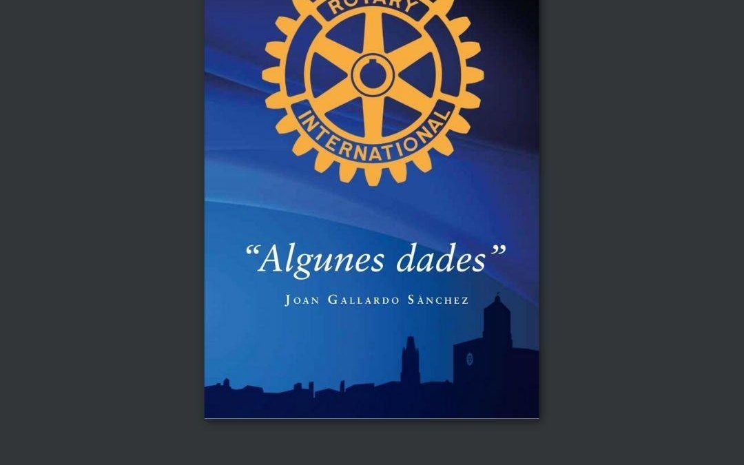 Algunes Dades, de Joan Gallardo