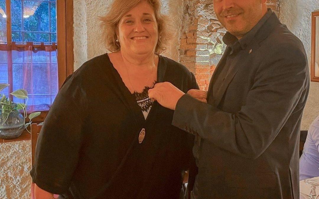 Benvinguda a Eva Palau i Francesc Romanya