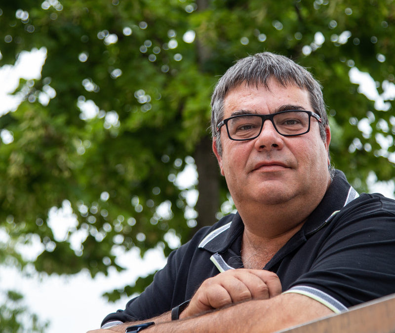 Entrevista a Albert Suñer – El Punt Avui