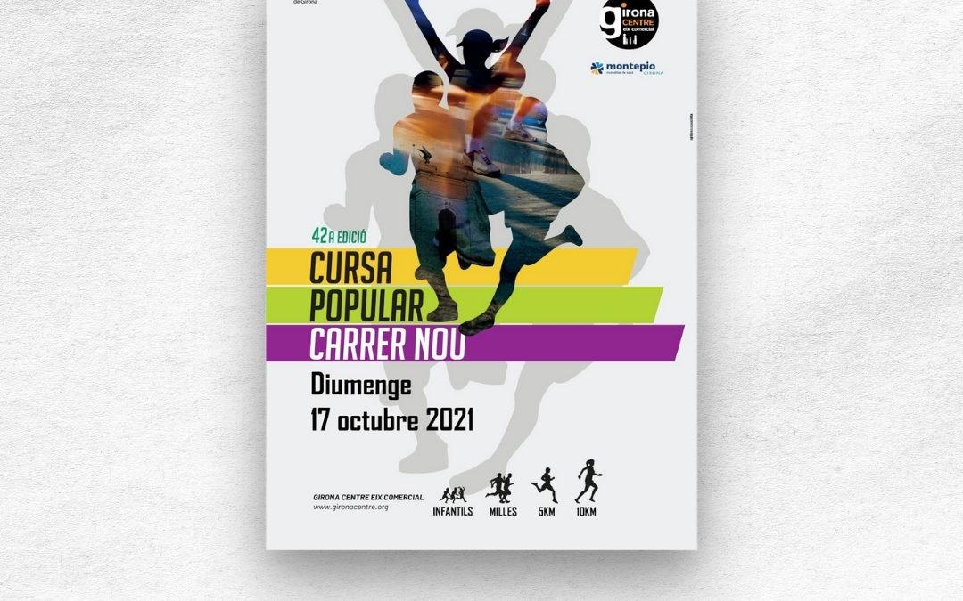 Cursa Popular del carrer Nou (42 edició)