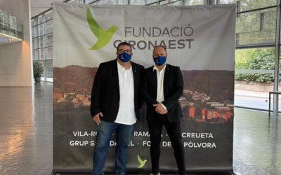 Presentació de la Fundació Girona Est a la societat